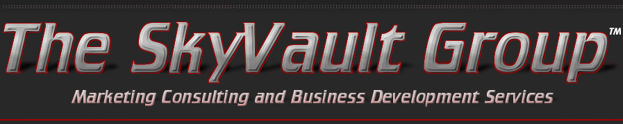 The SkyVault Group - Web-centric Marketing and Business Development Services